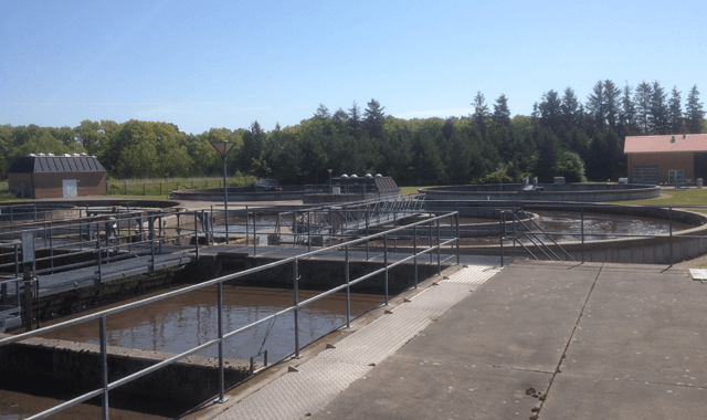 wastewater treatment plant Companies in Denmark